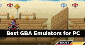 Best GBA Emulators for Windows PC – [Top 10 Game Boy Advance Emulators for PC]