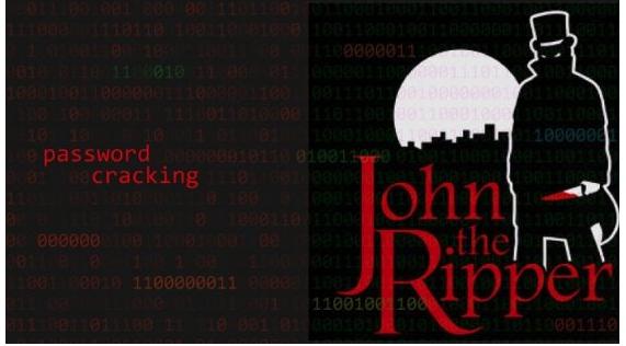 John the Ripper Password Cracker